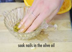 This video shows you how to grow your nails faster naturally which can be useful if you have fragile nails that break lots, bite your nails or your nails just grow slowly, and you want longer nails to have a beautiful manicure.