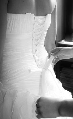 Robe de mariée Cironnelle + voile d'occasion - Seine Saint Denis