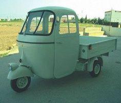 Motocarro de 1955