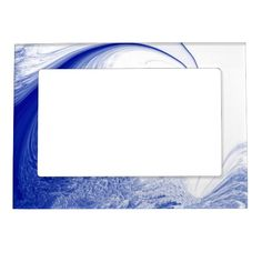 The Wave Magnetic Picture Frame