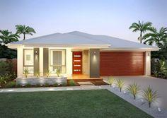 15 fachadas de casas térreas para você se inspirar + Dicas para decorar