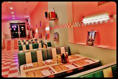 restaurant Peggy Sue's Barcelone 2013