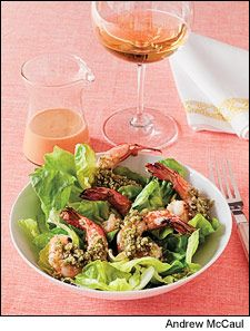 Dining Tip: Macadamia-Crusted Shrimp | Dining Tips | News & Features | Wine Spectator