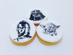 Star Wars cookies-Custom Star Wars cookies-Hand made by DulceNest