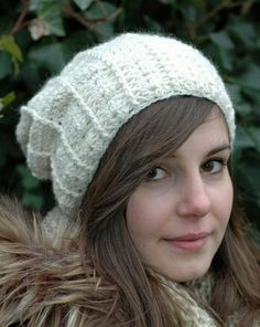 17f918ef240 Free pattern crochet hat lace   LOVE the look of this hat!