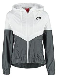 Vestes Nike Sportswear Veste légère - white/black/black blanc: 60,00 € chez Zalando (au 25/08/16). Livraison et retours gratuits et service client gratuit au 0800 915 207.
