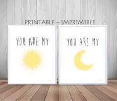 laminas infantiles, mensajes infantiles, laminas mensaje, laminas decorativas, laminas bebe, lamina sol, cuadro luna