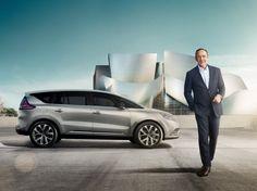 Automobiles Renault Espace : le président fictif des USA, Kevin Spacey, en ambassadeur ! - http://lesvoitures.fr/renault-espace-le-president-fictif-des-usa-kevin-spacey-en-ambassadeur/