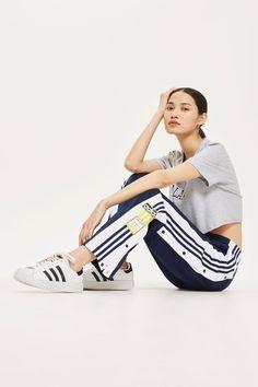 adidas Adibreak Track Pants - Trousers & Leggings - Clothing - Topshop Europe