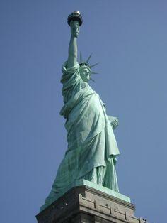 statue of liberty, new york Lady Liberty Statue Of Liberty, Deviantart, York, Architecture, Lady, Travel, Statue Of Liberty Facts, Arquitetura, Viajes