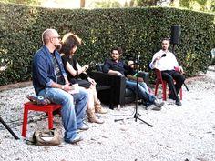 #flep2013 Parco Monumentale // La casa di cartone (Zero91)  incontro con Girolamo Grammatico intervengono EVA CLESIS e Alex Pietrogiacomi