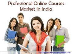 #Professional online #courses are gaining popularity among learners in #India