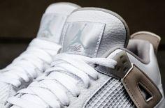 http://SneakersCartel.com Pick Up The Air Jordan 4 GS Linen Now #sneakers #shoes #kicks #jordan #lebron #nba #nike #adidas #reebok #airjordan #sneakerhead #fashion #sneakerscartel