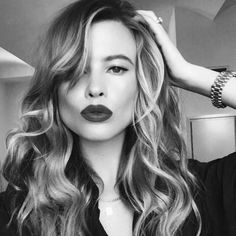 World in Black and white • classy-diary:   Behati Prinsloo