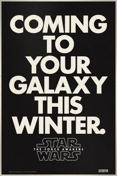 Star Wars hype comes full circle with these new retro posters