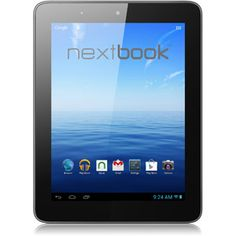 "Nextbook 8"" Dual Core Tablet with 8GB Memory"
