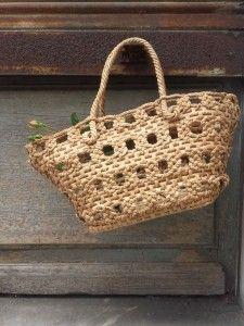 Panier vintage ajouré. Vintage basket. http://quichelorrainevintage.com/accessoires/panier-ajoure-ancien