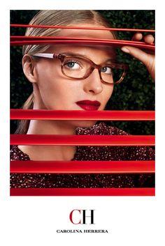 The latest designer frames from Carolina Herrera from Walford & Round