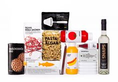 Packaging puts Swedish food on the world's (self-assembled) dinner tables