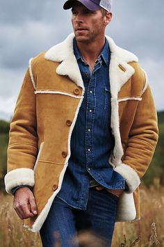 El Dorado Shearling Sheepskin Coat f60ce98d81