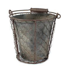 Found it at Wayfair - Round Basket Pot Planter http://www.wayfair.com/daily-sales/p/Kitchen-Finds-with-Farmhouse-Flair-Round-Basket-Pot-Planter~BLSM1260~E19701.html?refid=SBP.rBAZEVQ_-nOfYi4-RTqhAtXunS1N6UITupfeiqDPnpQ