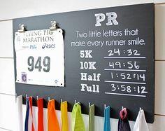 RunDisney race bibs and running medal holder  runDisney race