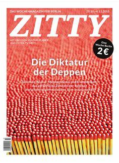 Ausgabe 2015/33 Magazine Cover