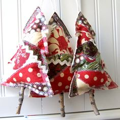Primitive Fabric Ornaments - Bing Images