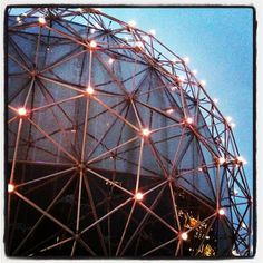 Geodesic Dome @Science World