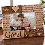 Celebrate Grandparent's Day!!  Sunday, Sept. 9th