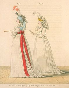 Gallery of fashion Apr 1794