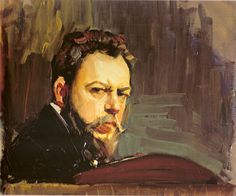 Sorolla - self portrait, 1912