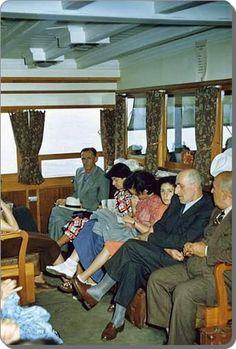 1970 lerde bi vapurun içi