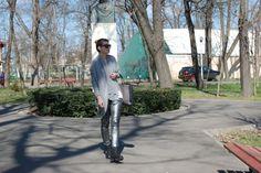 Without Borders, Leather Pants, Suits, Spring, Fashion, Leather Jogger Pants, Moda, Fashion Styles, Lederhosen