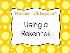 How to Use a Rekenrek