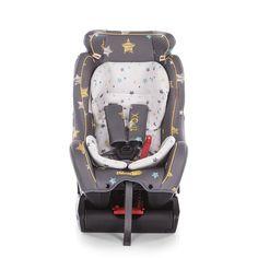Chipolino Trax kg autósülés - 2016 Stars graphite Graphite, Baby Car Seats, Panda, Stars, Children, Graffiti, Boys, Kids, Panda Bear