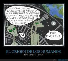 El origen de la especie