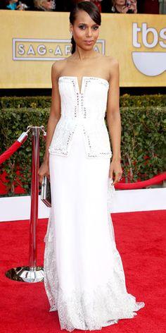 Kerry Washington - Celebrity Red Carpet Style