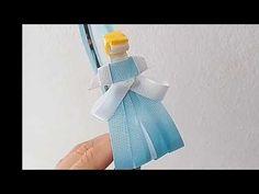 Origami Ribbon, Ribbon Sculpture, Facial Tissue, Hair Bows, Hair Clips, Headbands, 1, Beauty, Youtube