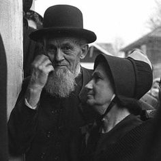 We grow neither better nor worse as we get old,but more like ourselves...Amish Proverb