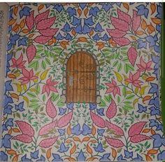 Kleurplaten Voor Volwassenen Mijn Geheime Tuin.25 Beste Afbeeldingen Van Kleuren Voor Volwassenen Mijn Kleurplaten