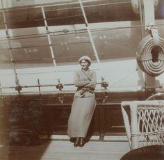 Olga, Standart, 1914