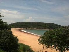 Praia da Bacutia-Enseada Azul-Guarapari-ES