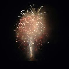 Your July 4th fireworks photos, videos on social media!