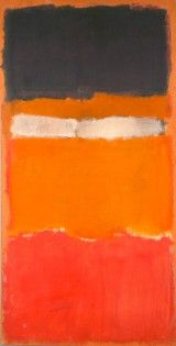Mark Rothko: No. 24 (Untitled), 1951. © Kate Rothko-Prizel & Christopher Rothko / VG Bild-Kunst, Bonn 2015 / Photo Avraham Hay