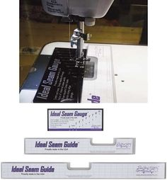 Ideal Seam Guide Perfect Piece Set