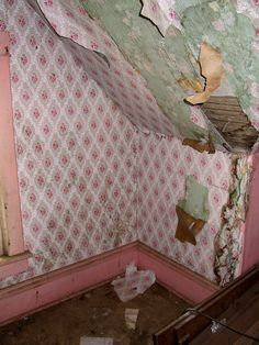 Tescott Abandoned House 18 by Falln-Stock Im Losing My Mind, Lose My Mind, Broken Dreams, Nicole Dollanganger, Southern Gothic, Creepy Cute, Pink Aesthetic, Abandoned Houses, Trauma