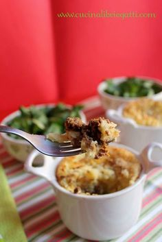Ricetta del gustoso e succulento pasticcio di patate e carne macinata