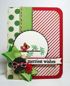 Cute winter card