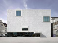 Vorarlberg Museum in Bregenz, Cukrowicz Nachbaur Architekten